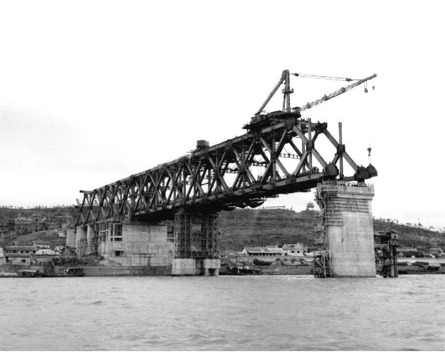 武漢長江大橋1